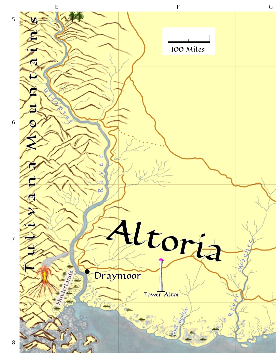 Altoria map thumbnail