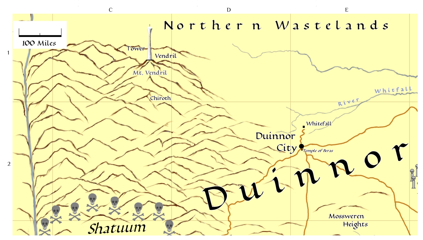 Duinnor map thumbnail