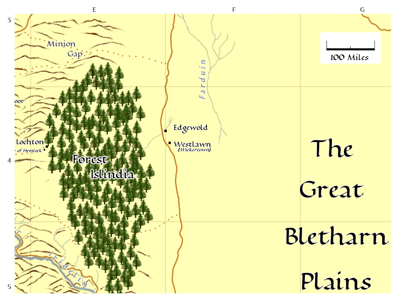 Islindia map thumbnail