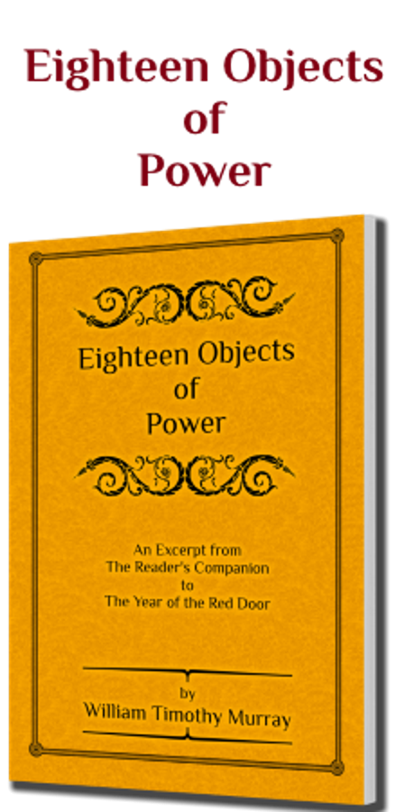 Eighteen Objects of Power ISBN: 978-1-944320-15-7