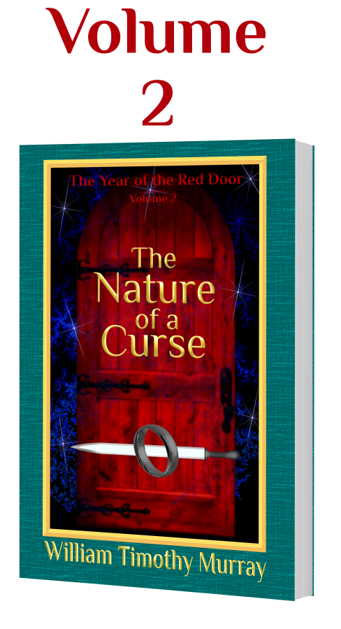 The Nature of a Curse ISBN: 978-1-944320-36-2